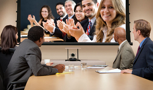 HD Video Conferencing - Bring your online meetings to life with 1080p HD  video and telepresence. - Meeting HD PNG