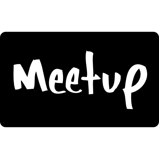 Meetup logo free icon - Meetup Vector PNG