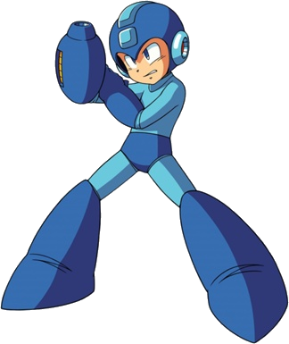 File:Mega Man (Mega Man u0026 Bass).png - Megaman PNG