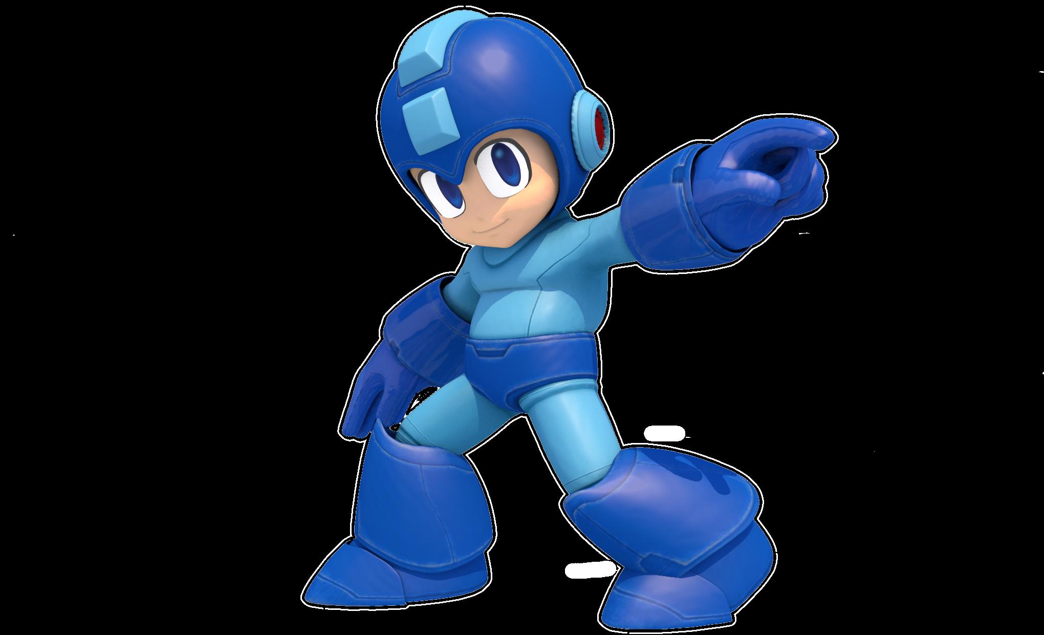 Mega Man Download PNG Image - Megaman PNG