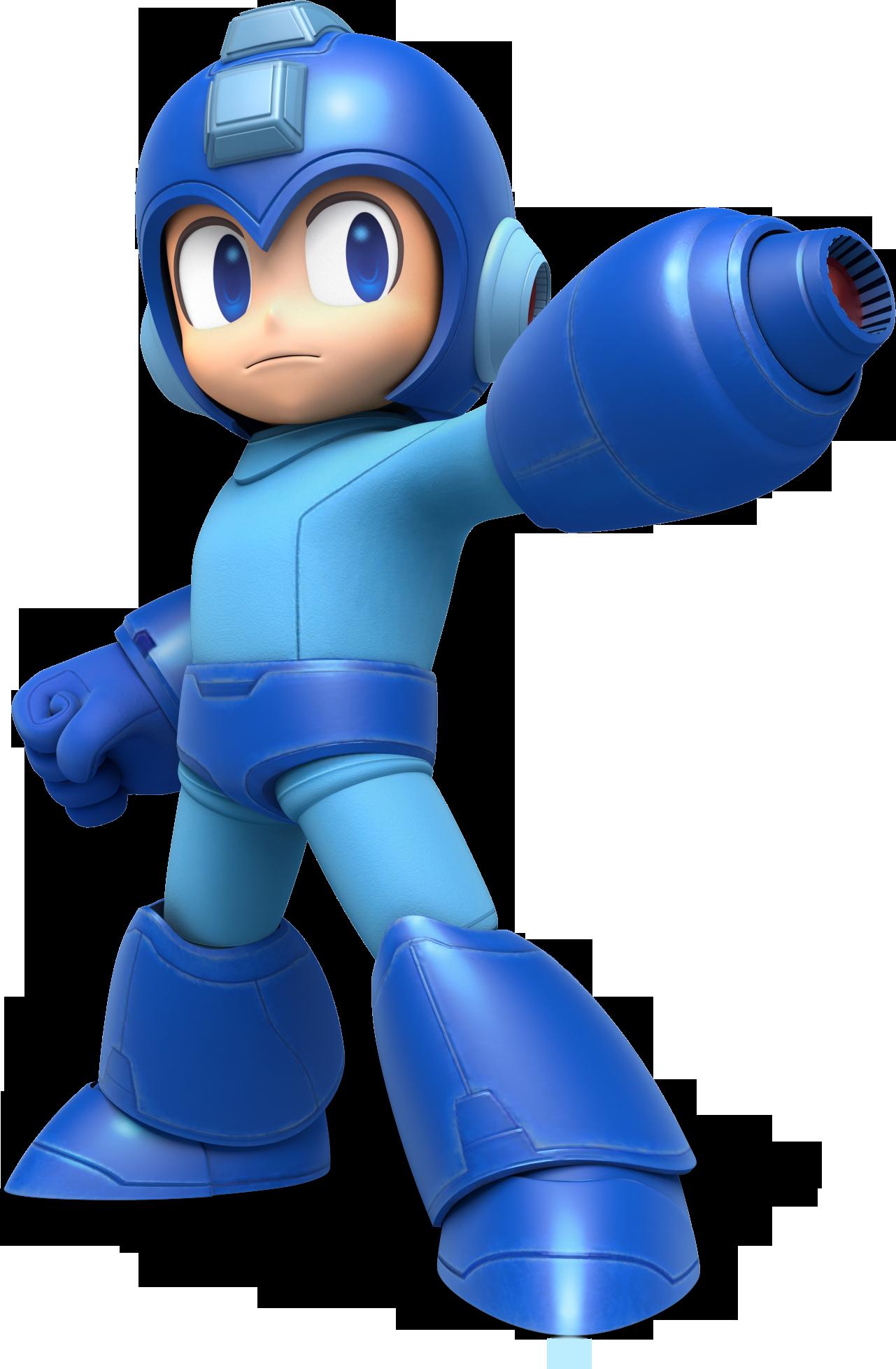 Mega man.png - Megaman PNG