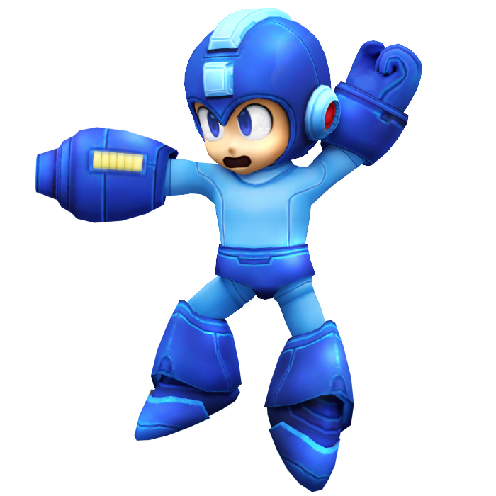 Mega Man PNG Image Transparent - Megaman PNG