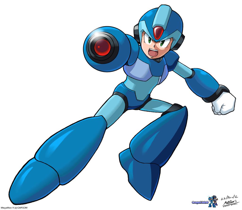 Megaman Transparent PNG - Megaman PNG