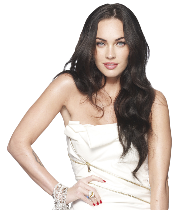 Megan Fox Png by freakluci PlusPng.com  - Megan Fox PNG