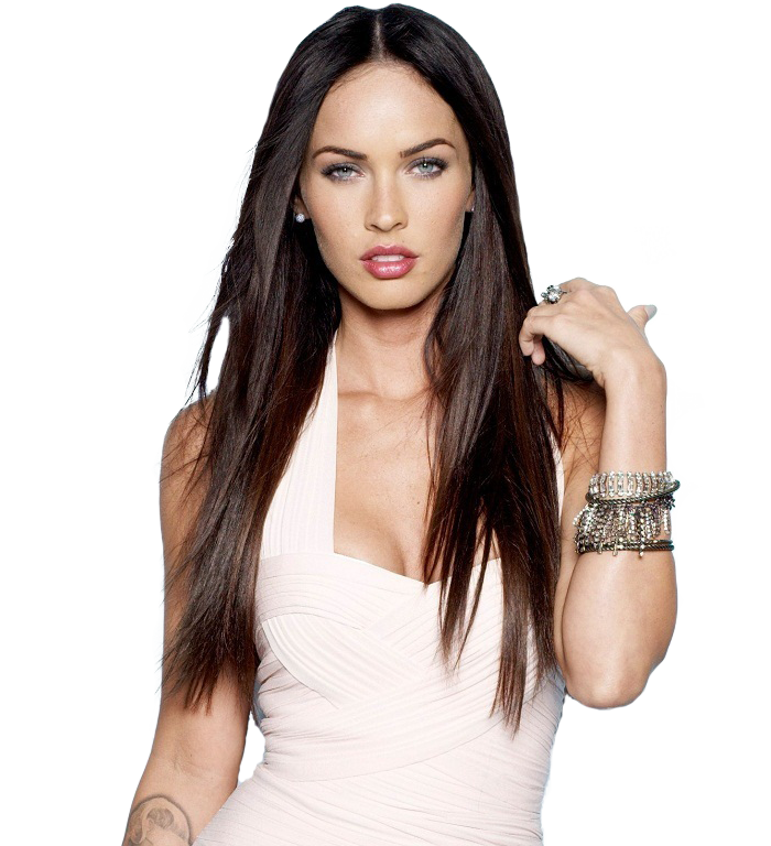 Megan Fox PNG by VS-angel PlusPng.com  - Megan Fox PNG