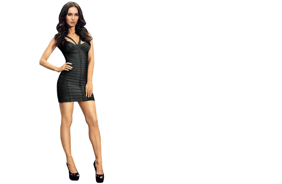 Megan Fox PNG File - Megan Fox PNG