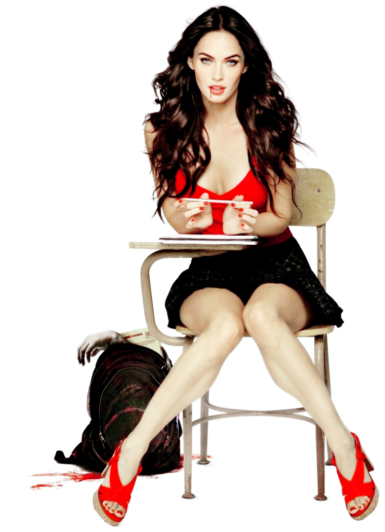 PNG-Megan Fox by JuniiorSm PlusPng.com  - Megan Fox PNG