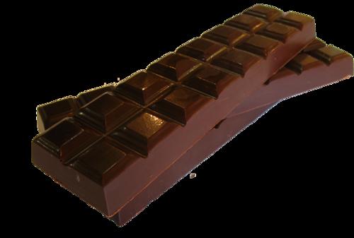 Melting Chocolate Bar PNG - 46335