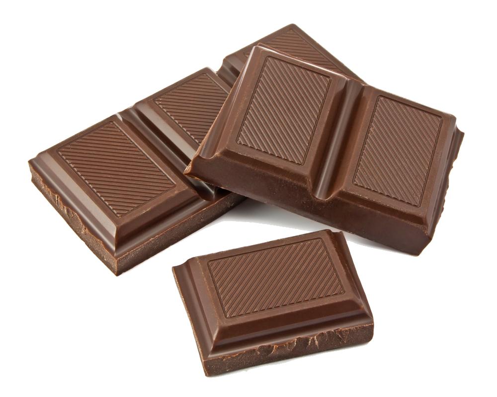 Chocolate Bar PNG Transparent Image - Melting Chocolate Bar PNG