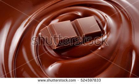 Melting Chocolate Bar PNG - 46336