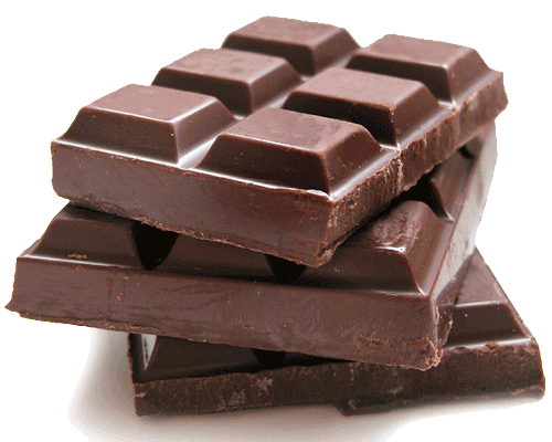 Melting Chocolate Bar PNG - 46323