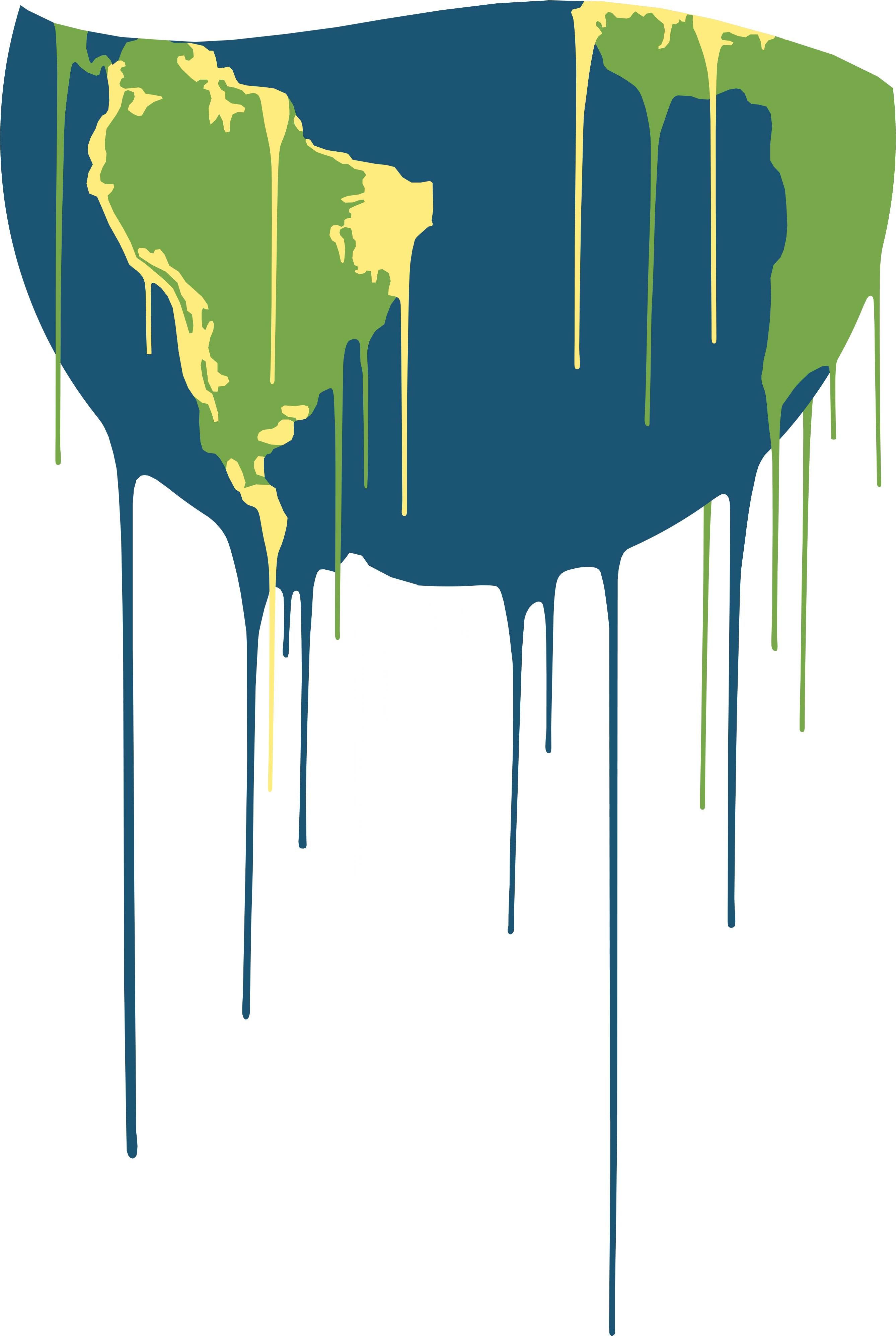 Melting Earth by Assassicactus Melting Earth by Assassicactus - Melting PNG
