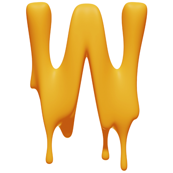 Melting Font - Melting PNG