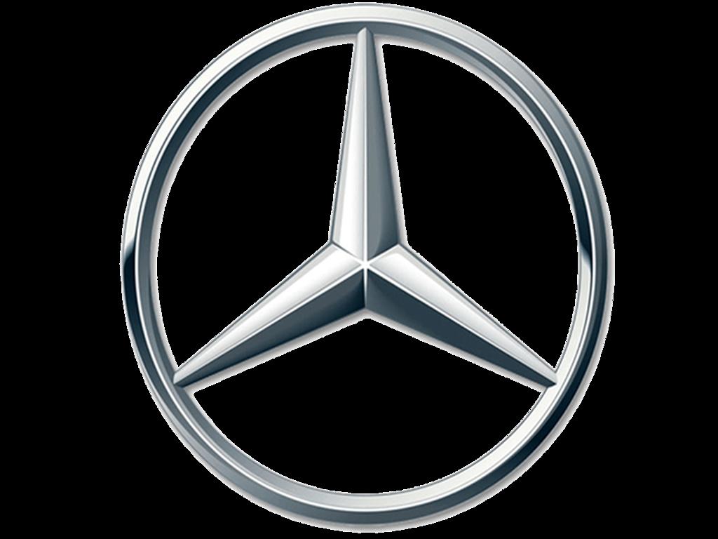 Mercedes Benz car logo PNG brand image - Car Logo PNG