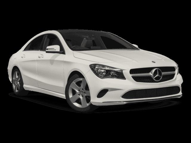 New 2018 Mercedes-Benz CLA CL