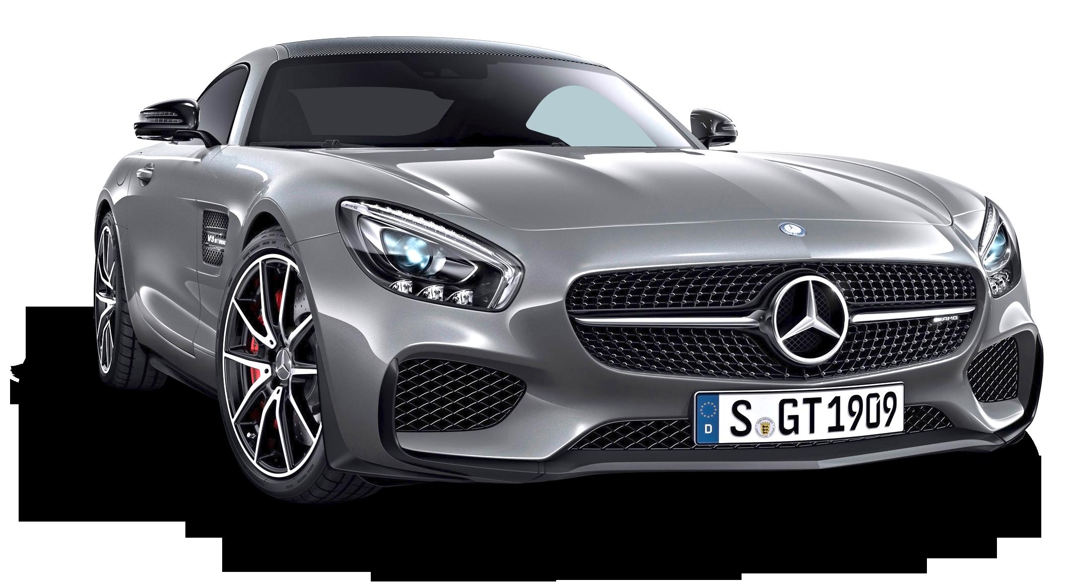Mercedes AMG GT S Car PNG Image - Mercedes PNG