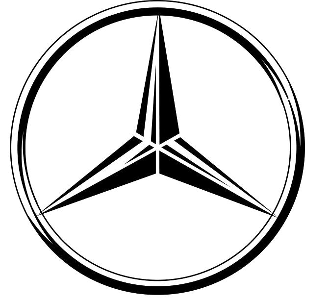 Mercedes PNG - 8725