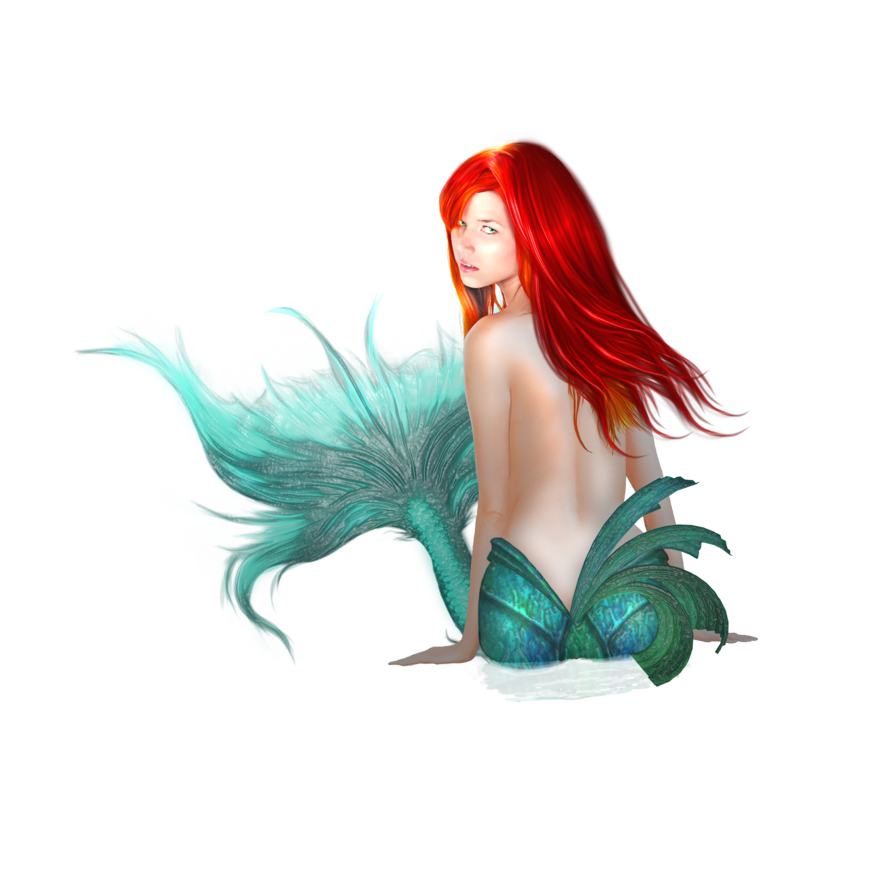 Mermaid Png Hd PNG Image - Mermaid PNG