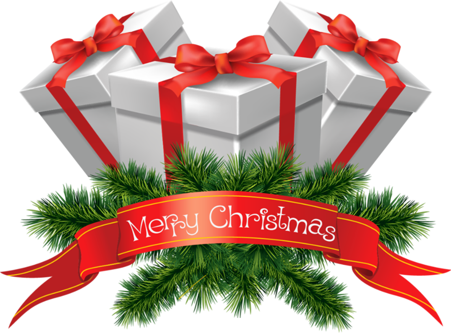 Merry Christmas Clip Art | Christmas Gifts Clipart Png Christmas png;  transparent - Christmas PNG