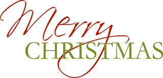 Merry Christmas Text PNG - 16092
