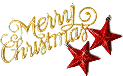 Merry Christmas Text PNG - 16082