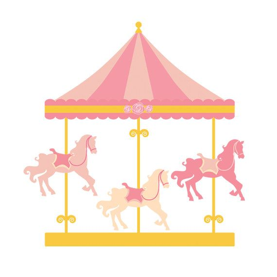 Merry Go Round PNG Carnival