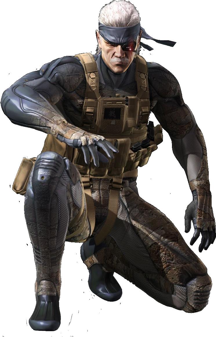 Metal Gear PNG