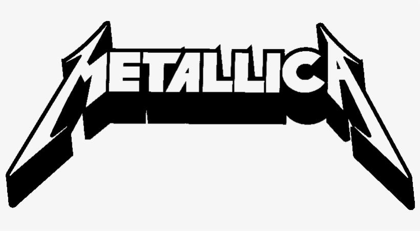 Download Free Png Metallica Logo Png Download - Flip-flops Heavy Pluspng.com  - Metallica Logo PNG