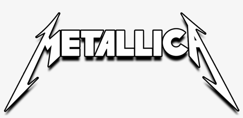 Metallica Logo Png - Metallic
