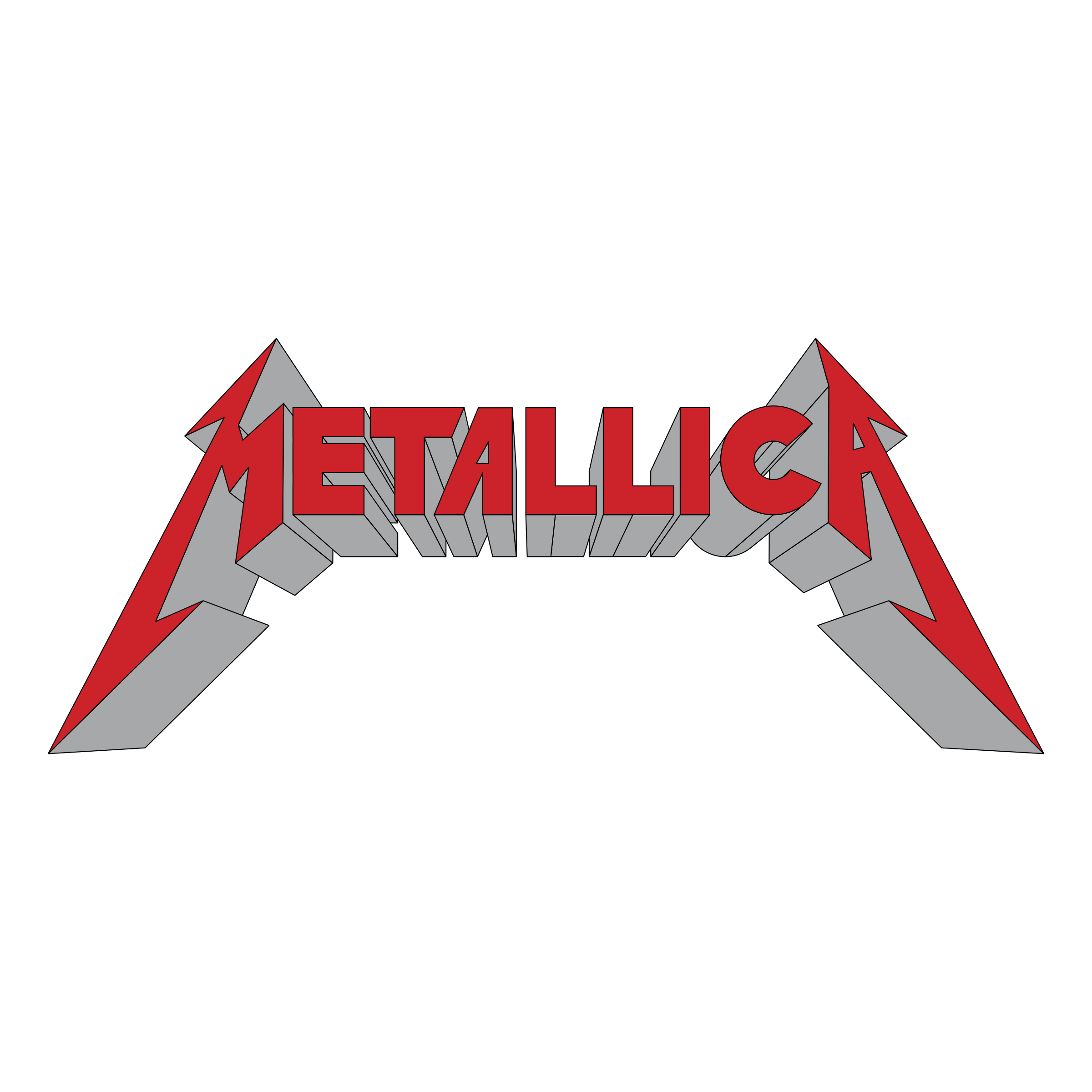 Metallica – Logos Download