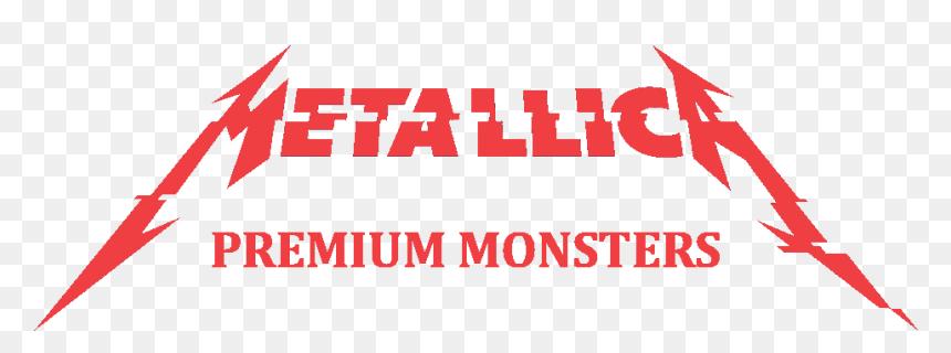 Red Metallica Logo Png, Transparent Png - Vhv - Metallica Logo PNG