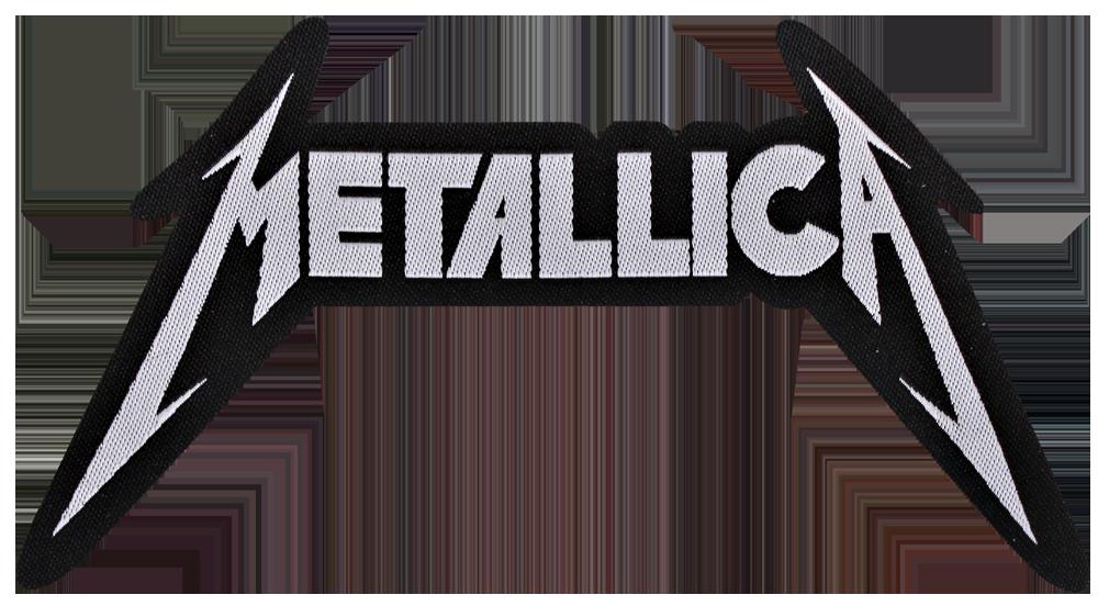 METALLICA Logo - cut out - Metallica PNG