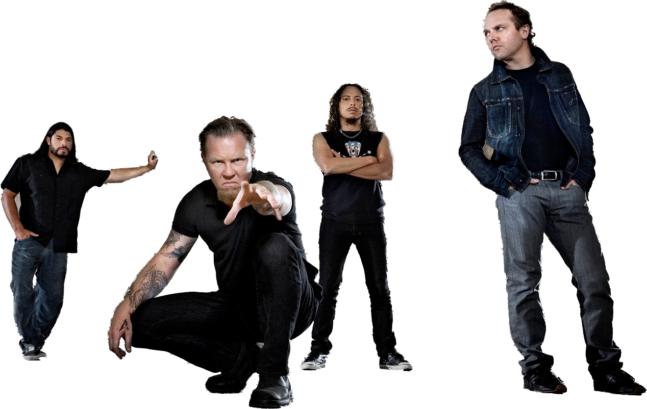 Metallica PNG Picture