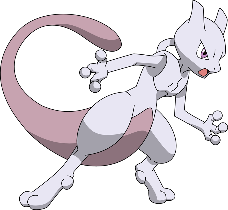 Mewtwo PNG - 46191