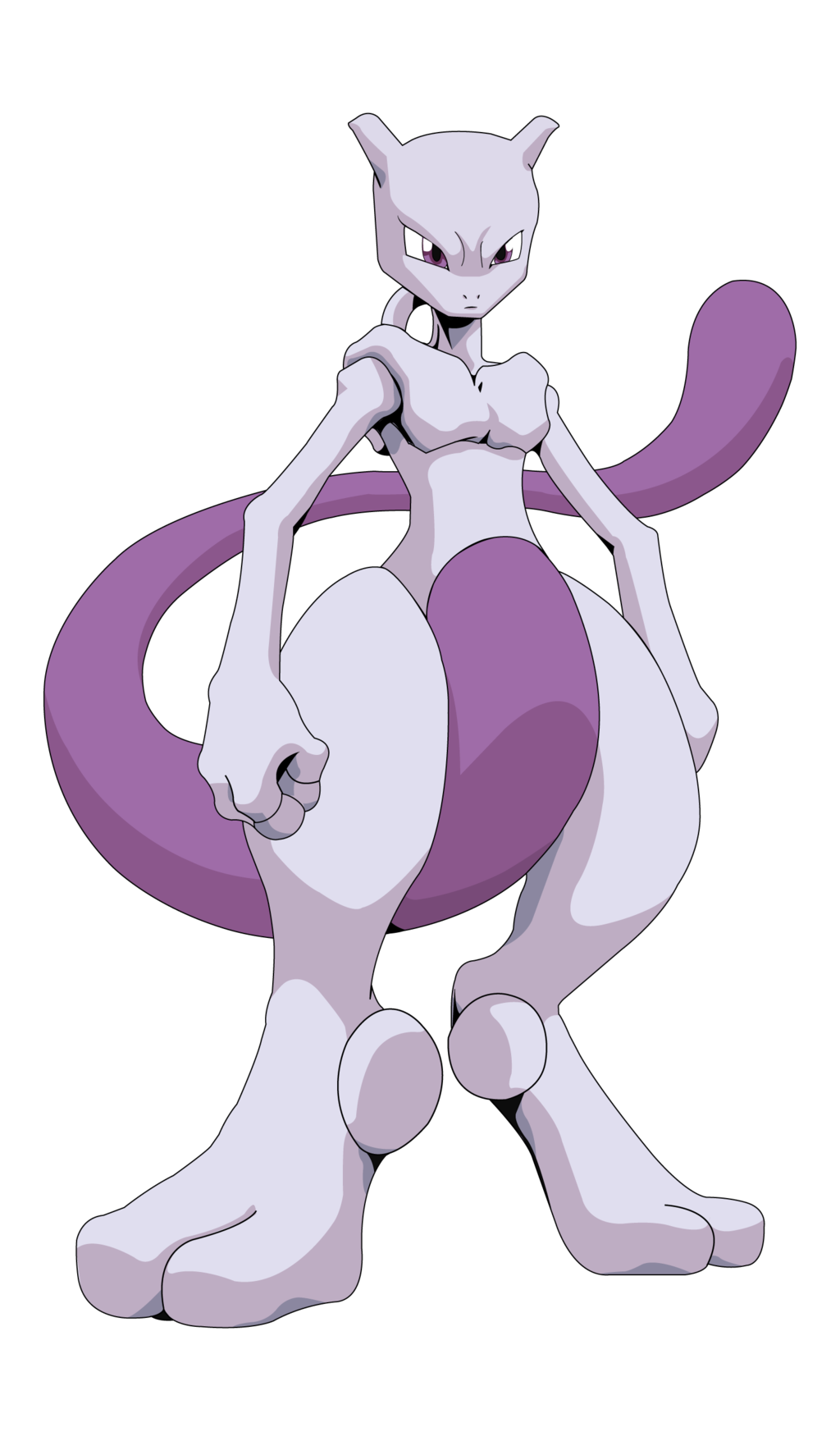 Image - Mewtwo by willgois-d2