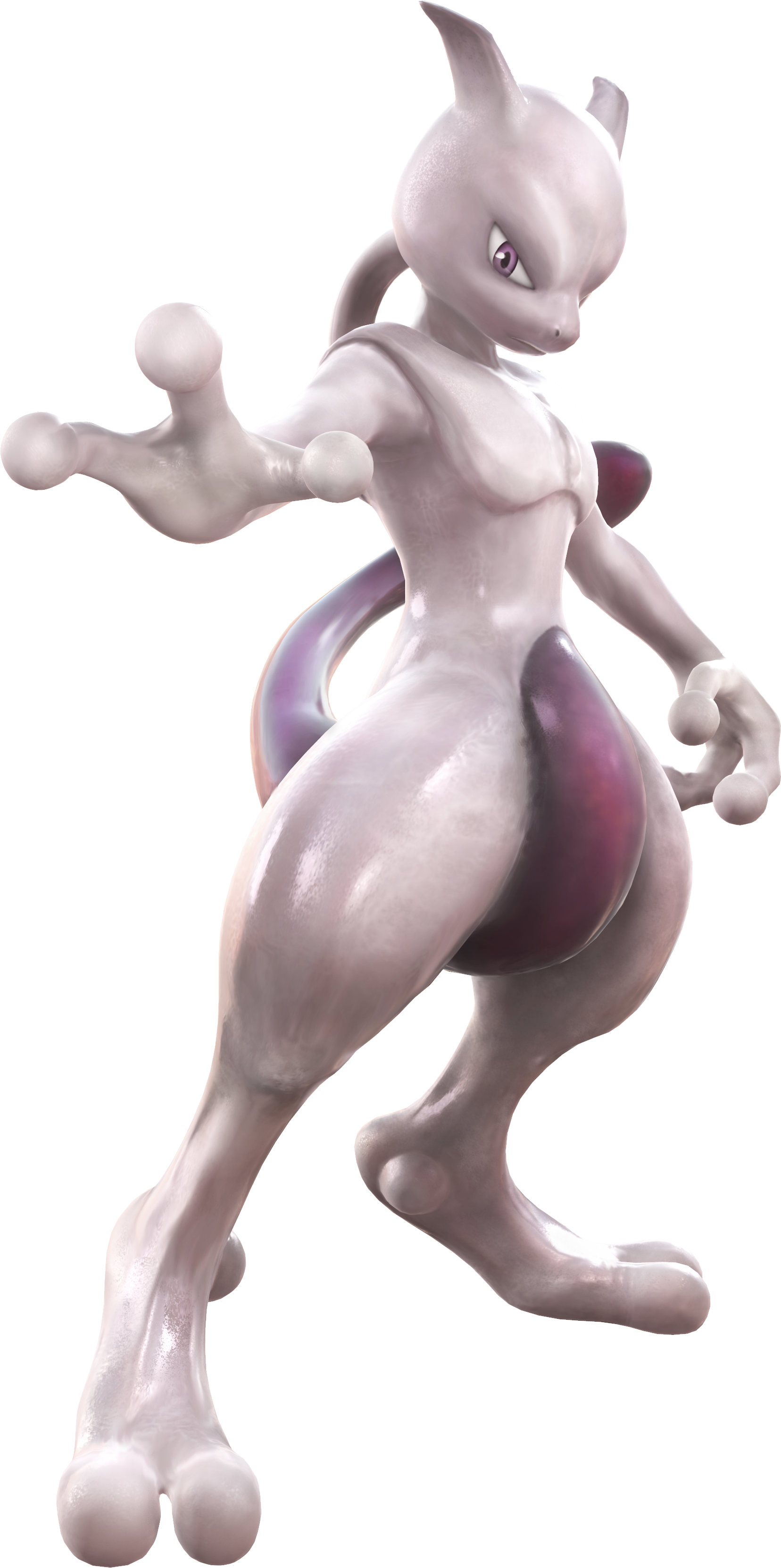 Image - Pokken Mewtwo.png | Fantendo - Nintendo Fanon Wiki | FANDOM powered  by Wikia - Mewtwo PNG