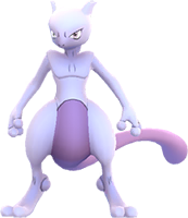 Mewtwo PNG - 46196