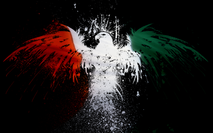 Mexican Flag PNG HD - 123842