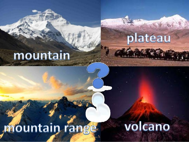 18. Mt. Kilimanjaro u2022 Ang pinakamataas na anyong lupa PlusPng.com  - Mga Anyong Lupa PNG