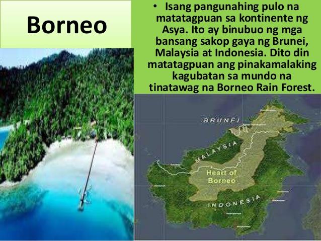 9. - Mga Anyong Lupa PNG