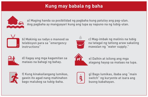 Mga dapat gawin kung may babala ng pagbaha: http://t.co - Mga Babala Sa Kalsada PNG