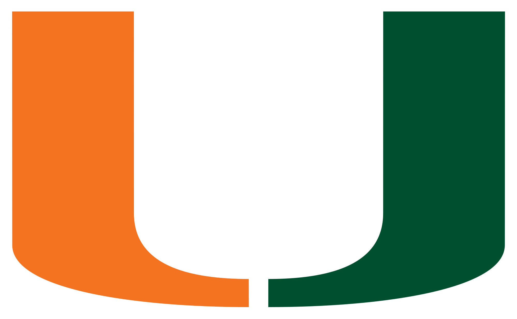 Miami Hurricanes PNG