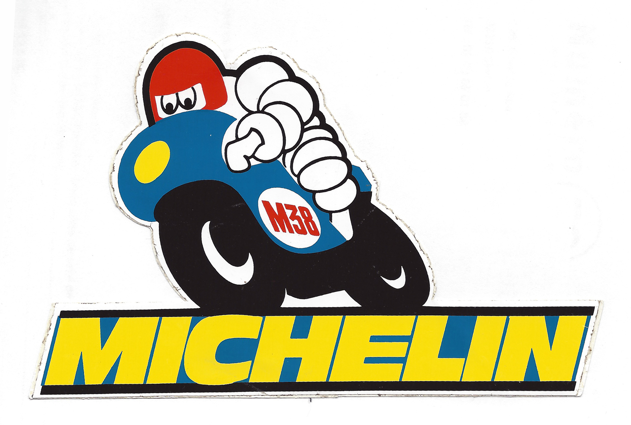 Michelin Tires Logo Vector PNG - 110778