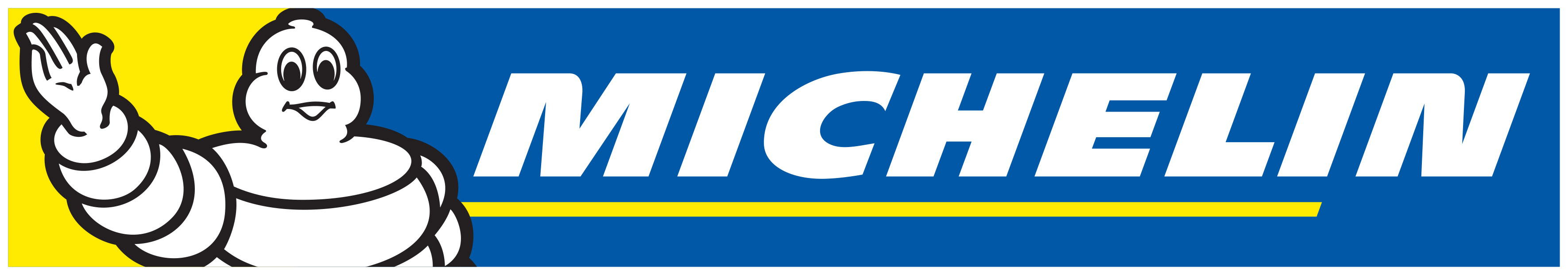Michelin Tires Logo Vector PNG - 110777