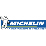 Logo of Michelin - Michelin Tires Logo Vector PNG