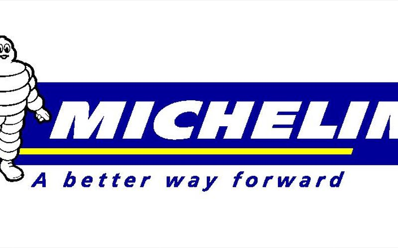 Michelin Tires Logo Vector PNG - 110768