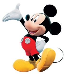 Mickey Head PNG HD - 130780