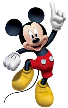 Life-size Mickey Dance Cardboard Standup That Stands 45 Inches Tall And 28  Inches Wide - Mickey Head PNG HD