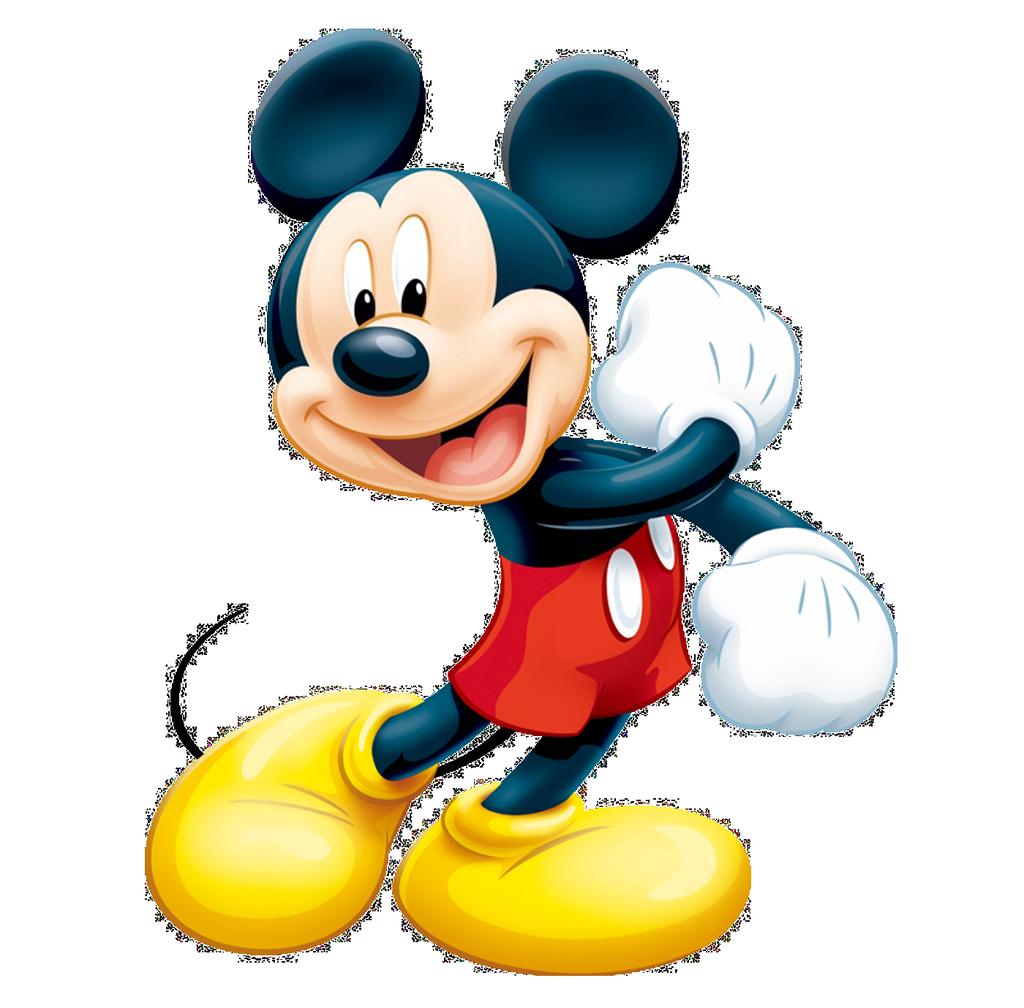 Mickey Head PNG HD - 130773