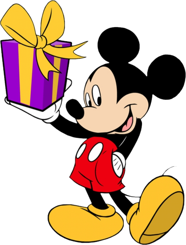 Mickey Head PNG HD - 130778